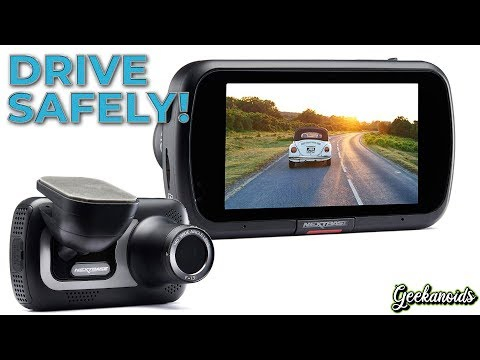 NextBase 522GW Series 2 Car Dash Camera Review