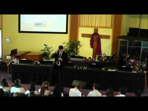 Church Service - 11-8-2014 - Livingstone Adventist Academy