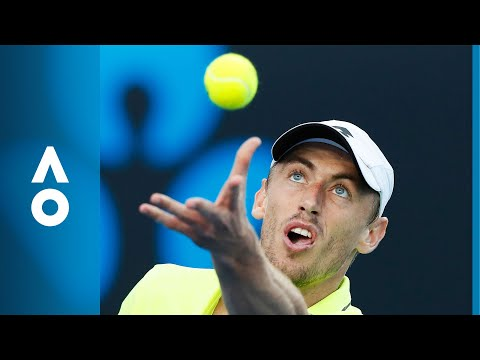 John Millman v Borna Coric match highlights (1R) | Australian Open 2018