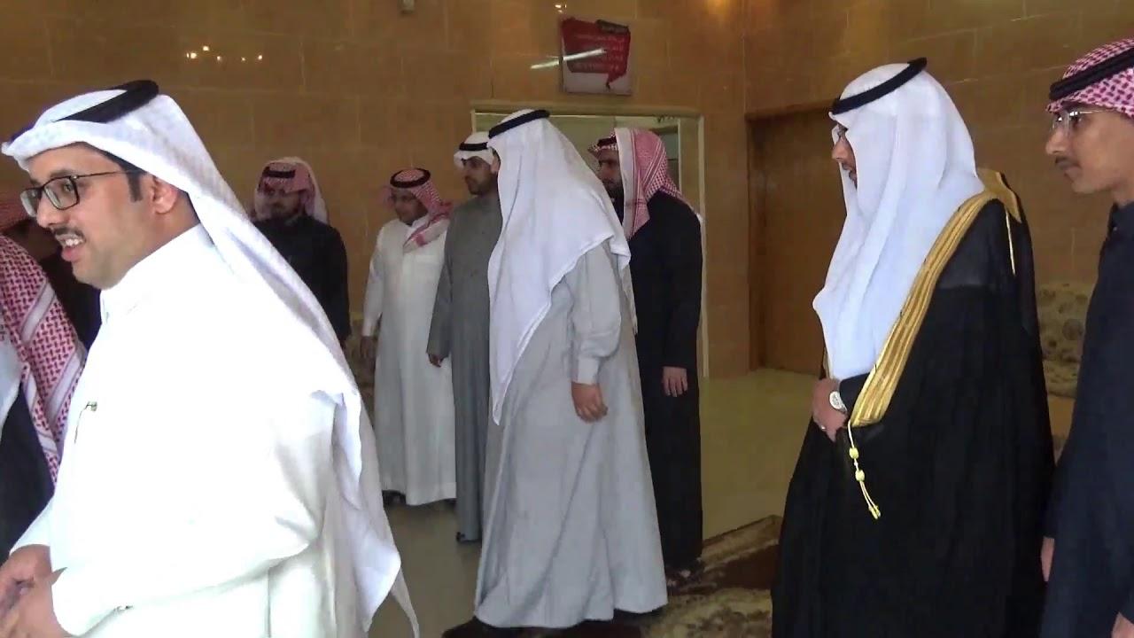 حفل زواج سعيد هادي القحطاني - YouTube