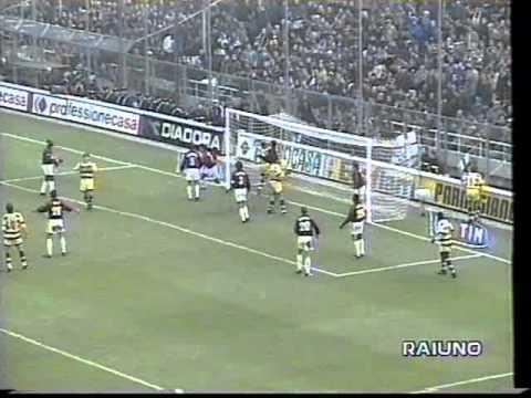 Serie A 98/99: Parma vs AC Milan 4-0 -1998.11.29.-