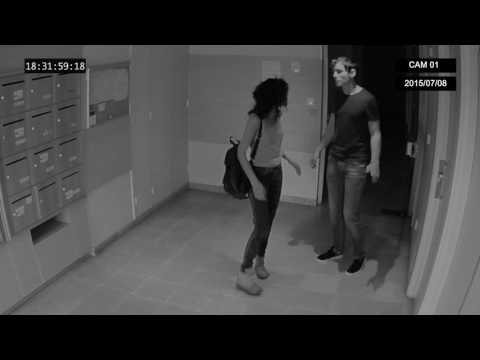 Unexplained thing caught on surveillance footage