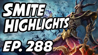 Smite Daily Highlights | Ep. 288 | HiRezTV, Tato234, ThatChickSprite, Zapman, Zyrhoes, Calloi_