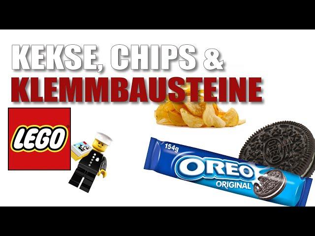 Was Kekse, Chips, Klemmbausteine und Minifiguren gemeinsam haben II Kleine Talk Runde