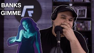 BANKS - Gimme (Music Video Reaction)
