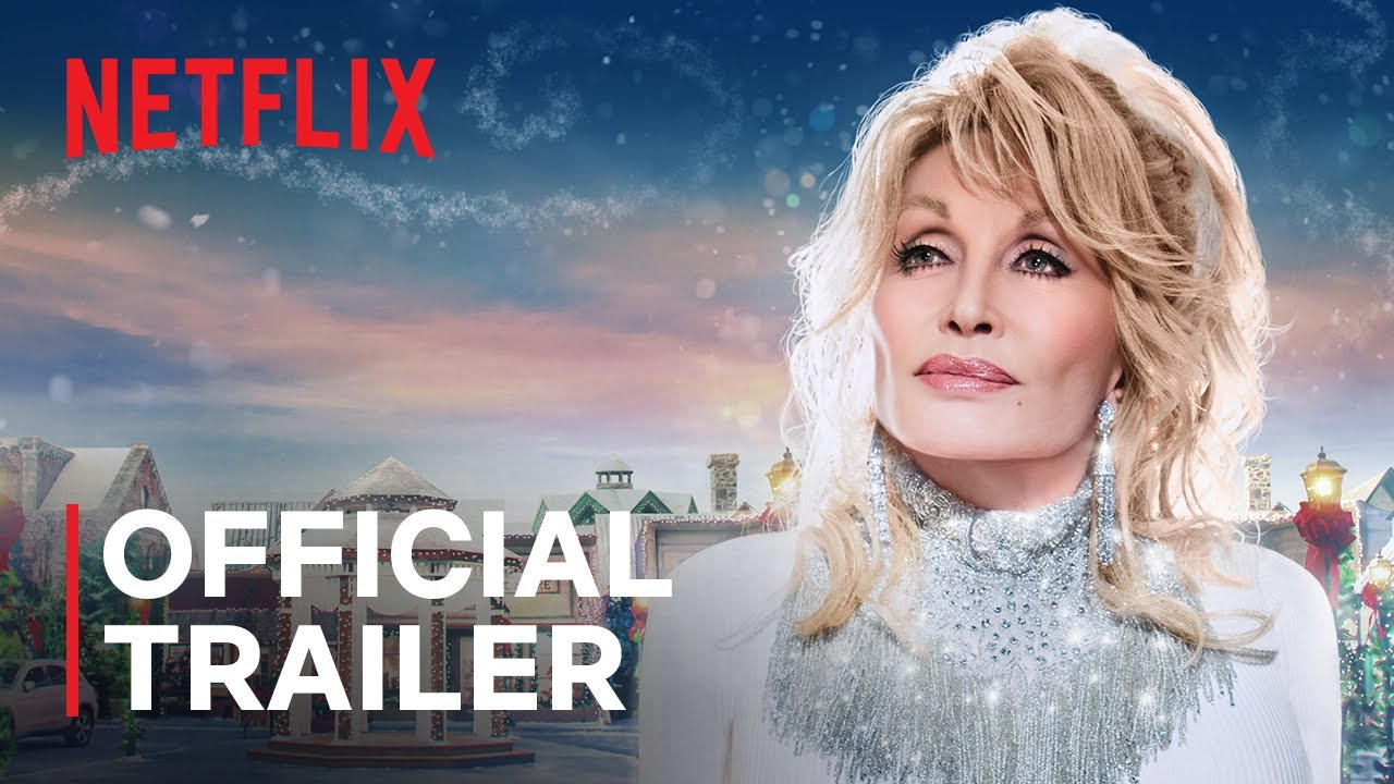 Dolly Parton's Christmas on The Square starring Christine Baranski | Official Trailer | Netflix