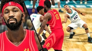 NASTY ANKLE BREAKER BY JAMES HARDEN! NBA 2K18 My Career Gameplay Ep. 6