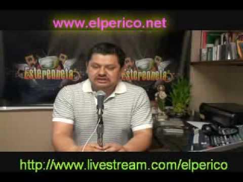Despedida De Univision Mario Flores El Perico Youtube