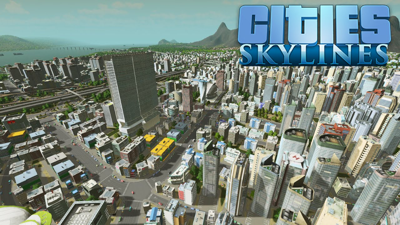 cities skylines how to get population