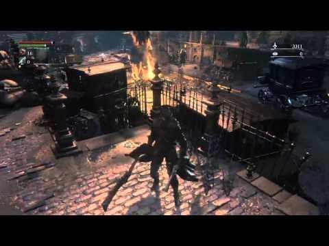 Phoenix Plays Bloodborne