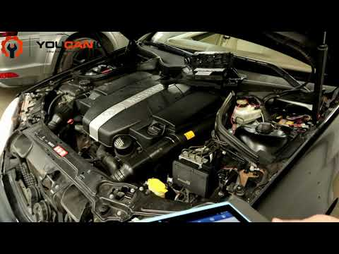 Mercedes Benz Front SAM Unit Replacement And Repair