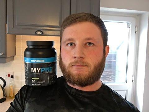 MyProtein MyPre Pre Workout | Supplement Review