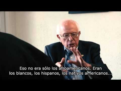 Bernie Sanders habla de Martin Luther King, Jr. con Killer Mike