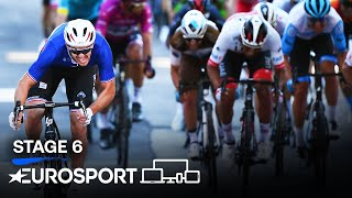 Giro d'Italia 2020 - Stage 6 Highlights | Cycling | Eurosport