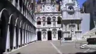 Италия. Венеция. Дворец дожей.(http://www.town-explorer.ru/venice/ - достопримечательности Венеции на карте, фото и видео., 2011-09-28T06:28:26.000Z)