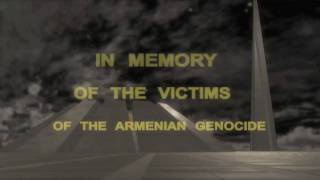 In The Memory Of The Armenian Genocide 1915