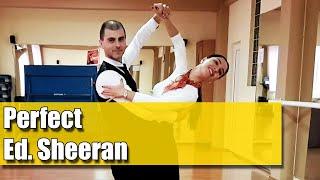 Coregrafie Vals Pentru Dansul Mirilor Pe Melodia Perfect - Ed Sheeran Video