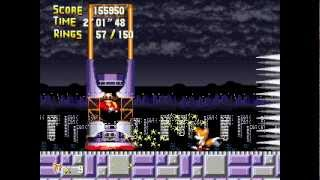 Sonic Classic - Boss Rush *SPOILERS*