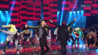 EPIK HIGH_1223_SBS Inkigayo_DON