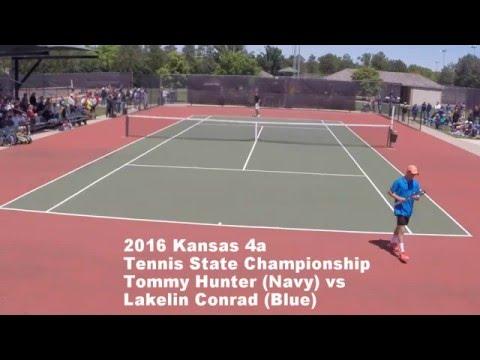 2016 Kansas 4a Tennis State Championship