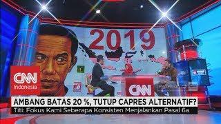 Miris, Capres 2019 Bisa Jadi Hanya Jokowi Pasca Putusan MK