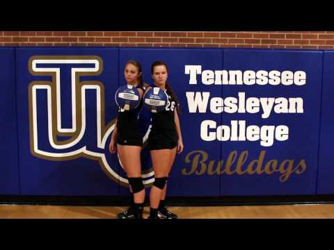 Tennessee Wesleyan College Volleyball 2015