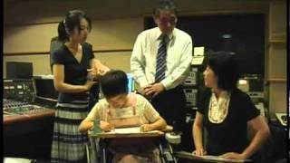 こどものきもち舎代表 矢野未友木 & 百花(ももか)ちゃん14才 大阪育...