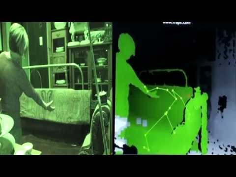 Keith Weldon - Best Kinect Evidence - Ghost Caught On Camera
