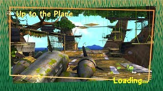 Madagascar: Escape 2 Africa (2008) (PC Game) - #3 - Up to the Plane