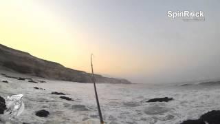 Pesca de la Corvina, SpinRock Chile por N  Torrejon