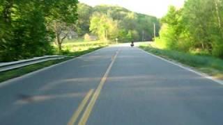 Pea Ridge Arkansas Harley ride