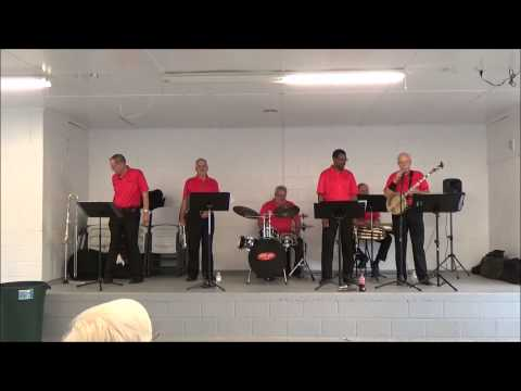 Plain City Ohio's Music In The Park Series - Lower London Street Dixieland Band