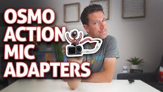 Do Mic Adapters Work On DJI Osmo Action?!