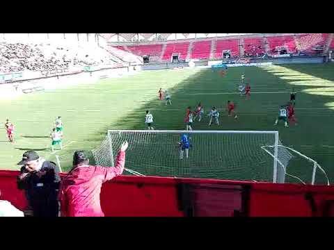Gol Ñublense + Aliento Impresionante de Los Rediablos | Ñublense vs Deportes Puerto Montt |