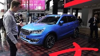 Дешевле Дастера - Круче Соренто Прайм! Новый Бренд Из Китая - Jetour X70s