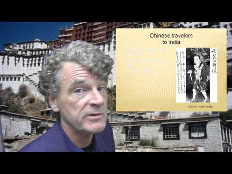 James Powell: An overview of Central and East Asian Buddhism