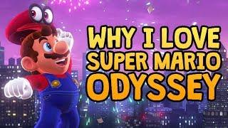 Why I Love Super Mario Odyssey