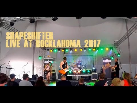 051 - The Adarna - Shapeshifter Rocklahoma 2017