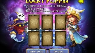 Castle Clash: Lucky Flippin