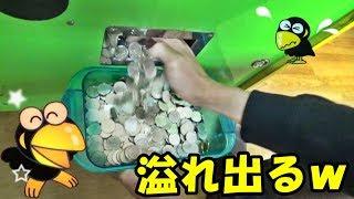【バカ入れ】ハラペコ「Qちゃん」に大量メダル1000枚をバカ入れすればいいんでしょ? thumbnail