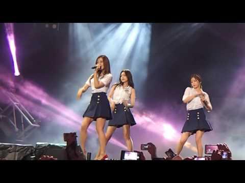 160624 #Apink - Attracted To U #끌려 #MTVMusicEvo