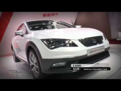 la nouvelle seat leon x perience youtube. Black Bedroom Furniture Sets. Home Design Ideas