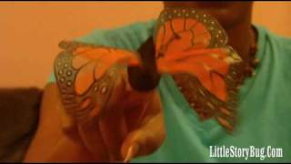 Preschool Songs - Flutter, Flutter Butterfly - Littlestorybug