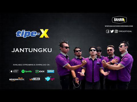 Download Lagu Tipe-X - Jantungku