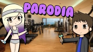 Ed Sheeran - Shape of You (PARODIA)   TE VOY A ENTRENAR   ROBLOX The Gym en español