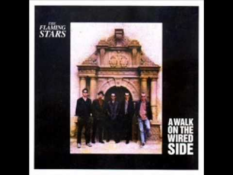 The Flaming Stars - Another Shade of Blue(Audio).wmv