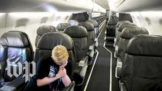 Coronavirus has nearly emptied out planes. This is why the airlines keep flying