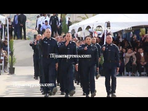 Policía Municipal de Tijuana acreditada por  CALEA