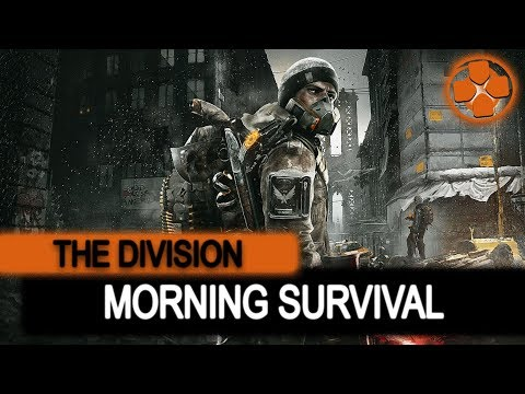 The Division 🔴 PVP Survival | Morning Coffee Grind - Hold th