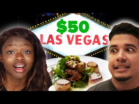 We Spent 24 Hours In Vegas On Only $50
